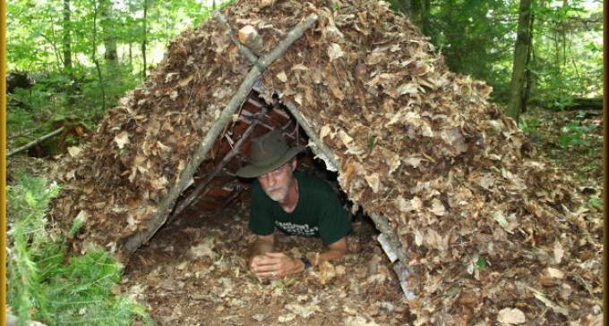 Survival Shelter Basics