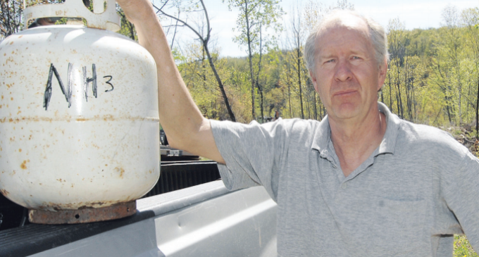 Canadian Inventor Develops Green Gas Machine to Power Farm and Vehicle