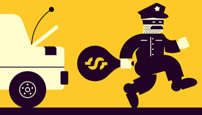 Civil Asset Forfeiture – A Horror Story