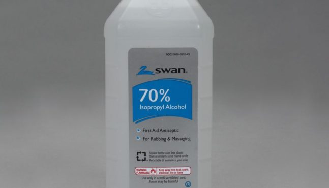 Isopropyl Alcohol: A Survival Essential