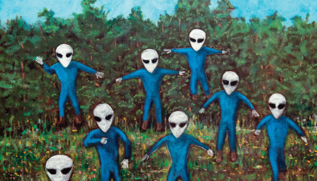 Have We Been Searching for ET the Wrong Way?