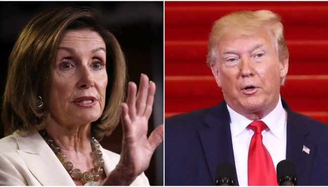 Pelosi Broke House Rules Calling Trump Racist
